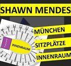 #Ticket  SHAWN MENDES MÜNCHEN I TICKETS SITZPLÄTZE INNENRAUM I ARENA 15.05.2017 #Ostereich