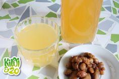 Waterkefir maken (probiotische drank zonder suiker) (Kiwi&zo)