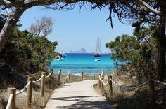 Playa Es Cavall d`en Borras, Formentera
