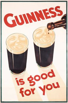 guinness-is-good-for-you | Fashionista