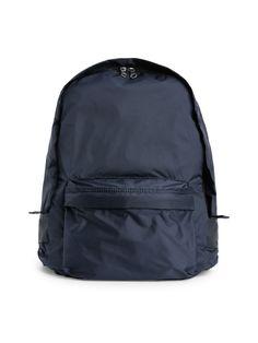 ddac86cc01dd Packable Rucksack - Dark Blue - Travel - ARKET PL Travel Luggage