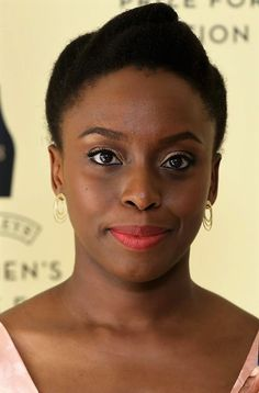 Chimamanda Ngozi Adichie is advertising makeup for the same reason Alicia Keys stopped wearing it