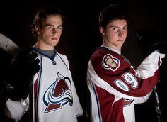 Ryan O'Reilly and Matt Duchene.... gotta love hockey players!