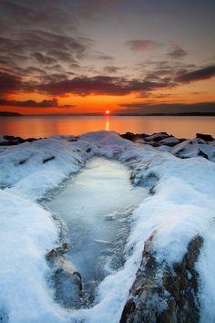 Frozen ~ Dreamy Nature