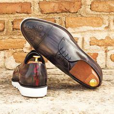 Hot Shoes, Men's Shoes, Leather Shoes Brand, Patina Style, Gentleman Shoes, Derby Dress, Big Men Fashion, Custom Design Shoes, Derby Shoes