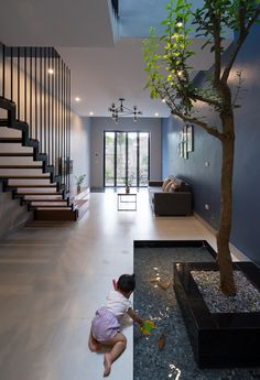 Image 3 of 41 from gallery of Đàm lộc House / V+studio. Photograph by Triệu Chiến