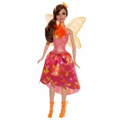 Papusa Nori Din Colectia Barbie Si Usa Secreta