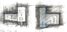 peter zumthor sketches - Google 搜尋