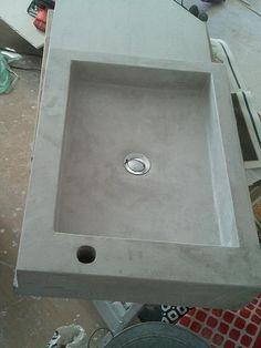 waschbecken kurz vor dem einbau
