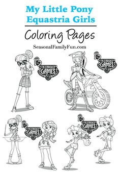 mlp rarity equestria girls coloring pages Kid project