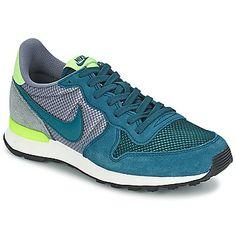 Komfortabel und Stilvoll INTERNATIONALIST Blau / Grau Sneaker für Damen von #Nike Preis:  71,99 €. Es hat synthetische Sohle dass Sie Liebe machen.  #damenschuhe #Nike  #SchuheSale #SneakerNike