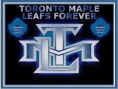 My team Toronto Maple Leafs Toronto Maple Leafs, Hockey Live, Love My Boys, My Love, Maple Leafs Hockey, Crochet Character Hats, Hockey Logos, Montreal Canadiens, Toronto Canada