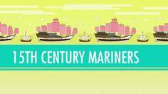 Columbus, de Gama, and Zheng He! 15th Century Mariners : World History #21