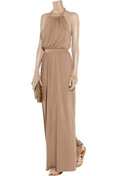 Tibi Jersey maxi dress NET-A-PORTER.COM