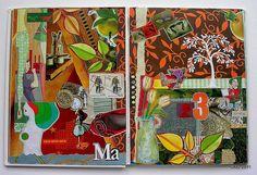 altered books      deLoto