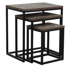 A Block and Chisel Product. Lounge Ideas, Nesting Tables, Rowan, Lighthouse, Furniture, Home Decor, Bell Rock Lighthouse, Salon Ideas, Light House