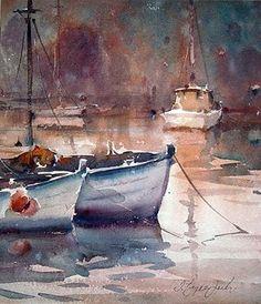 Dusan Djukaric - Boats