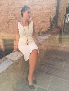 1fd084954040 ...  Tuscany  Mediterranean  nonaprirequellarmardiostyle  vintage   eveningdress  partydress  cocktaildress · Stile ContemporaneoToscanaAbiti  Da SeraItalia