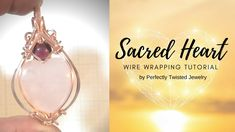 Wire Wrapping Tutorial, Perfectly Twisted Jewelry, FREE step by step, DIY, handmade jewelry Handmade Wire Jewelry, Copper Jewelry, Beaded Jewelry, Wire Necklace, Macrame Earrings, Wire Wrapping Tutorial, Wire Tutorials, Stone Wrapping, Wire Wrapped Rings