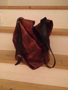 My handmade shoulder bag