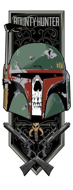 Star Wars Original Trilogy Triptych on Behance