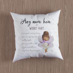 Fairy Worry Cushion