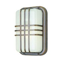 View the Trans Globe Lighting 41104 Single Light Outdoor Bulk Head from the Outdoor Collection at LightingDirect.com.
