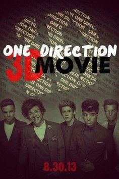 1d 3d cant wait!!!! midnight showing first day it comes out xD