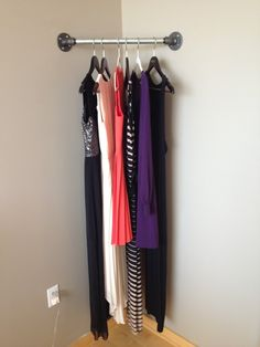 clothes hanger rack ideas - Google 검색
