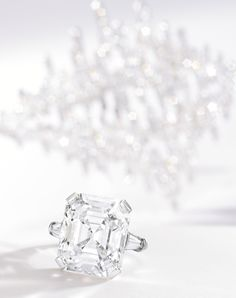 Highly Important Platinum and Diamond Ring, Bulgari | lot | Sotheby's