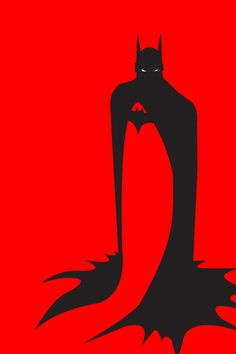 Minimalist Batman #dccomics #comics #batman