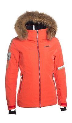Phenix Lily Fur Jacket - Women's Ski Jacket - Skiing - 2014 - Christy Sports