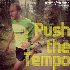 Push the Tempo: it's #RockCreek racer Andy Anderson's favorite song to get pumped before breaking the Grand Teton speed record. Andy's is #climber and #trailrunner. See Rock/Creek's trail running board: https://pinterest.com/rockcreekgear/trail-run/