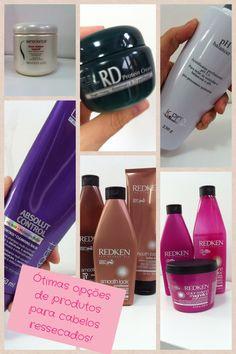produtos para resolver o problema dos cabelos ressecados