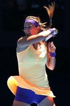 Vika Azarenka #tennis @JugamosTenis