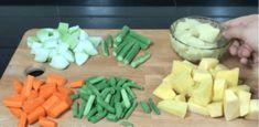 साउथ इंडियन सांभर बनाने की रेसिपी !! How to make Sambar Recipe In Hindi ||with Photo|| Chocolate Recipes In Hindi, Cake Recipes In Hindi, Butterscotch Ice Cream, Breakfast Bread Recipes, Honey Cake, Homemade Chocolate, Green Beans, Carrots, Vegetables