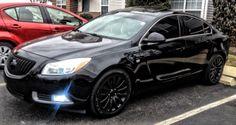 buick regal 2014 rims. 2011 regal turbo plasti dipped front grille oem rims 6000k hid buick 2014