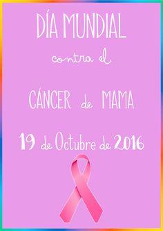 Día Mundial Contra el Cáncer de Mama. Un diagnóstico precoz a tiempo, puede marcar la diferencia.  #díamundialcontraelcáncerdemama  #worldcancerday #lucha