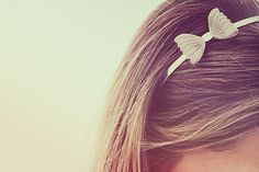 I'm usually not a big fan of #bows, but this is pretty darn #cute