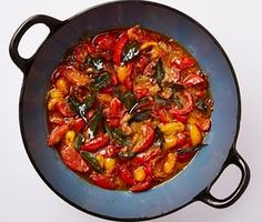 Meera Sodha's tomato curry recipe In India, tomatoes tend to be used as a background ingredient, with the odd, and very tasty, exception