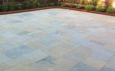 Natural Paving's York Grey