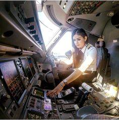 Dainik Aam Press: बधाईई छ नेपाली पाइलट चेली सफलता के लिए यात्रा शुभ . Dream Job, My Dream, Best Office, Commercial Pilot, Aviation Technology, Female Pilot, Airplane Pilot, Passenger Aircraft, Ap Studio Art