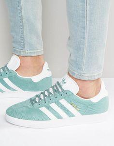 Mint Adidas Gazelle