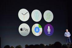 Mit Verspätung: Apple veröffentlicht watchOS 2 - apple-wwdc-2015-watchos-2 #iphone #apple