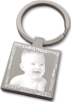 Personalized Christmas Photo Keychain / by ThePersonalisedGift Christmas Photos, Christmas Gifts, Personalised Keyrings, Daddy, Merry, Unique Jewelry, Handmade Gifts, Frame, Gift Ideas