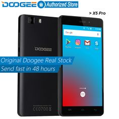 >> Click to Buy << Clearance sale DOOGEE X5 pro mobile phones 5.0Inch HD 2GB RAM 16GB ROM Android5.1 Dual SIM MTK6735 Quad Core 5.0MP GSM WCDMA LTE #Affiliate