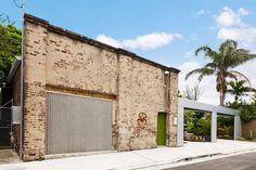 Architect Richard Smith Turns an Industrial Space into a DIY Home #design trendhunter.com
