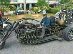 Motorcycles & Choppers