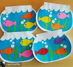 Btw: Fische im Glas