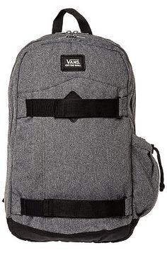Grey skateboard backpack g8vIf